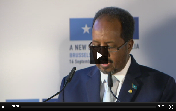Press Conference part II A New Deal for Somalia